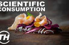Scientific Consumption - Editor Michael Hemsworth Discusses Molecular Gastronomy Products