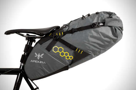Ergonomic Biking Backpacks - Apidura