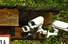 Streaming Surveillance Cameras - Google Acquires Dropcam to Move into Home-Security Market