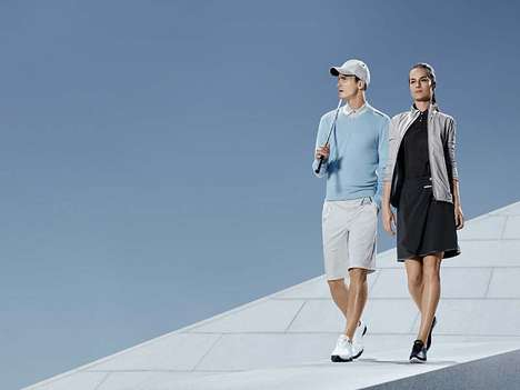 Sleek Golf Apparel - This Golf Apparel is Being Released to Time with the US Open Golf Tournament