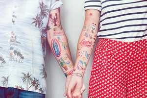 Tattoonie Temporary Tattoos are Diverse and Limited Edition