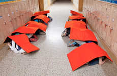 Bulletproof Blankets - The Bodyguard Blanket for Kids Gives New Meaning to 'Safety Blanket'