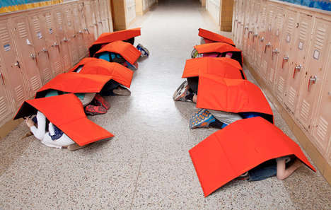 Bulletproof Blankets - The Bodyguard Blanket for Kids Gives New Meaning to
