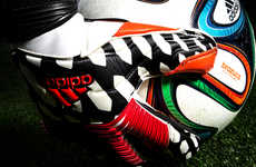 Trailblazing Soccer Gloves