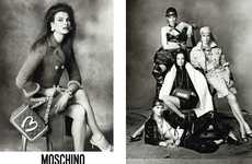 Iconic Monochrome Campaigns
