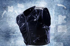 Chilling Soccer Vests - The adiPower Pre-Cooling World Cup Vest Keeps Players Cool and Comfortable
