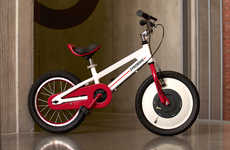 Auto Balance Bicycles - The Jyrobike Teaches Children to Ride in One Day