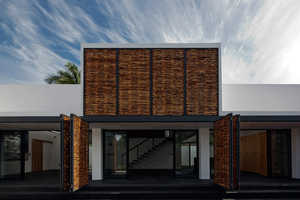 Atelier ARS° Offer a Re-Imagining of Traditional Mexican Architecture