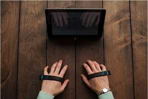 AirType Turns Your Hand into the Keyboard
