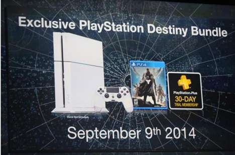 Exclusive PlayStation Bundles - The Sony E3 2014 Announcements Hit Four High Notes