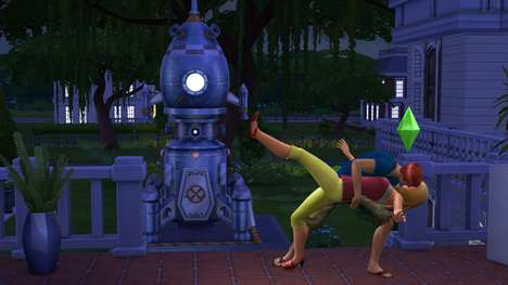 Impassioned Simulation Games - The Sims 4 E3 2014 Presentation Shows Sims with More Emotional Depth