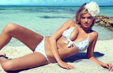 31 Kate Upton Photoshoots - From Bombshell Swimsuit Editorials to Suggestive Summer Spreads