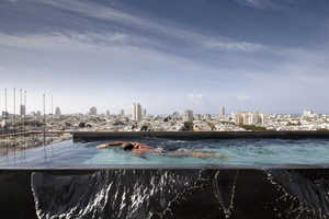 The Antokolsky Penthouse Offers a View From the Top