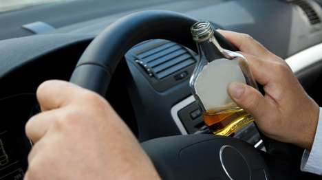 Inebriation-Detecting Lasers - Scientists Have Figured Out How to Use Lasers to Detect Drunk Drivers