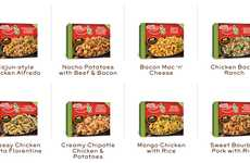 Frozen Restaurant Chain Meals