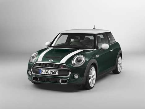 Quick Compact Cars - Diesel Mini or the Mini Cooper SD is the Fastest Model Yet