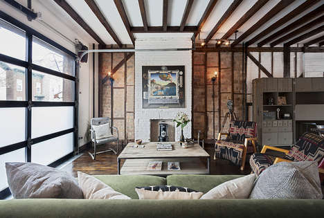 Luxurious Lodge-Like Hotels - This Rustic Bed & Breakfast is Sophisticated and Charming