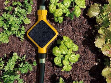 Soil-Analyzing Devices - The Edyn Garden by Jason Aramburu Gives Green Thumbs a Hi-Tech Advantage