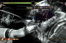 X-Ray Fatality Video Games - The Mortal Kombat X Trailer Debuts During E3 2014 Sony Conference