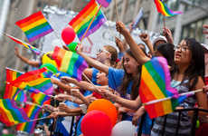 Chronological Pride Parades