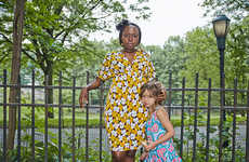 NYC Nanny Photo Series - This Nanny Photography is Poignant and Thought-Provoking