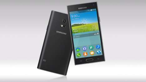 Open Source Smartphones - The Samsung Z is Runs an Open Source