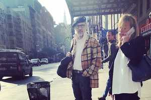 Christina Belchere Photographs Fashionable Grandpas in NYC