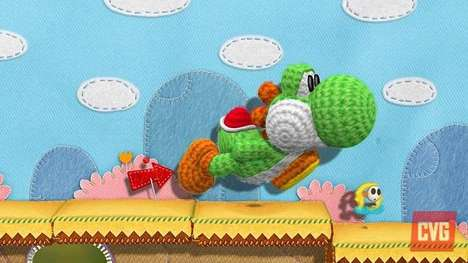 Crochet Video Games - Nintendo Show