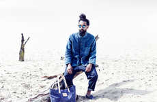 Elegant Castaway Catalogs - The Atelier de l'Armée Spring/Summer Lookbook is Nomadic