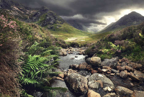 Majestic Highland Photography - This Kilian Schönberger Photography Series is Based in Scotland