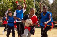 Enthusiastically Engaged Sports Competitions - SportInspired Brings Together Community and Health