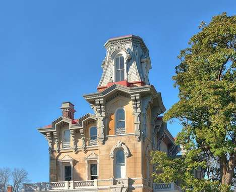 $1 Historical Homes