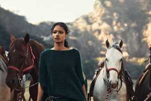 The Porter Magazine 'Days of Heaven' Photoshoot Stars Model Malaika Firth