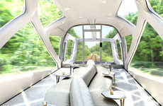 Luxury Cruise Trains