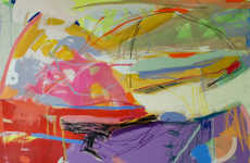Vibrantly Abstract Paintings