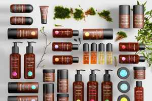 The Follinge Skin Care Packaging by AMORE Boasts Its Proud Origins