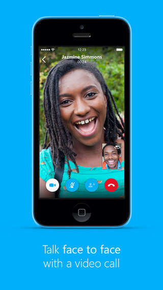 Updated Video Chat Apps - The All New Skype 5.0 Video Chat App Comes with Big Changes