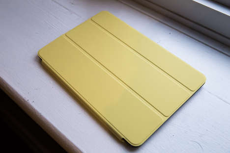 Notifying Tablet Covers - Apple
