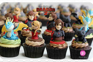 These Fantasy Confectionaries Celebrate How to Train Your Dragon 2