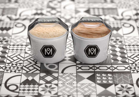 Achromatic Bakery Packaging - Meliartos