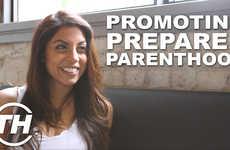 Promoting Prepared Parenthood - Aliya-Jasmine Sovani Hosts Flare Magazine's Sex Ed 2.0 Event