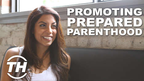 Promoting Prepared Parenthood - Aliya-Jasmine Sovani Hosts Flare Magazine's Sex Ed 2.0 Event