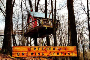 The Tree House Brewery Caters to an Adult Drinker's Inner Child