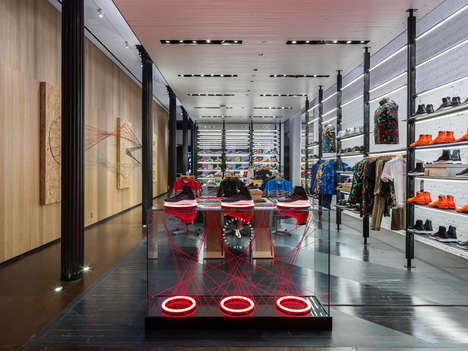 Boundary-Blending Retail Stores - NIKElab Merges the Online World with the Physical Realm