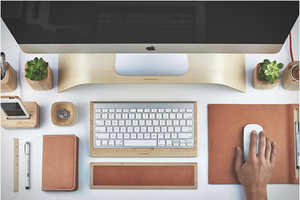 Grovemade Unveiled Its New Collection of Desktop Accessories
