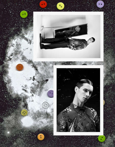 Conceptual Mood Board Editorials - Mr Style