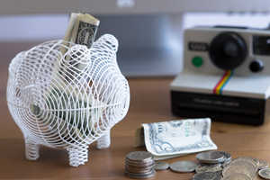 The Oinky Whimsical Piggy Bank is an Update on a Classic Design