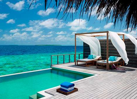 100 Post-Grad Vacation Spots - From Scuba-Savvy Belize Spas to Floating Hotel Designs