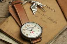 Vintage Aviation Watches - This Bell & Ross WWI Guynemr Watch Makes for a Special Father's Day Gift