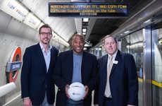 Underground Football News Signs